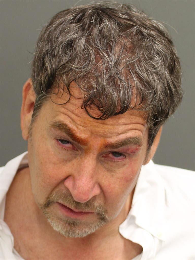 Dr. Jeffrey Epstein was arrested on four separate charges after a violent police scuffle that included what many are calling a racist rant. (Photo: Courtesy of the Orlando Police Department)