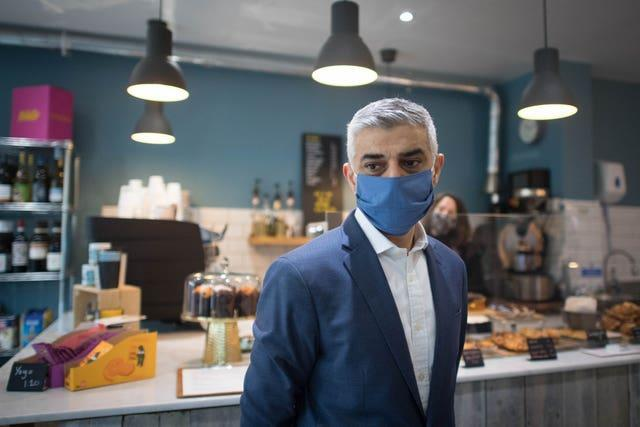 Mayor of London Sadiq Khan kick-started his campaign for re-election in north London this week