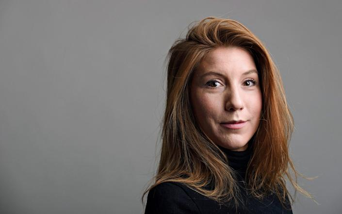 Kim Wall was murdered by Madsen after she boarded his submarine - TT NEWS AGENCY/Tom Wall Handout via REUTERS