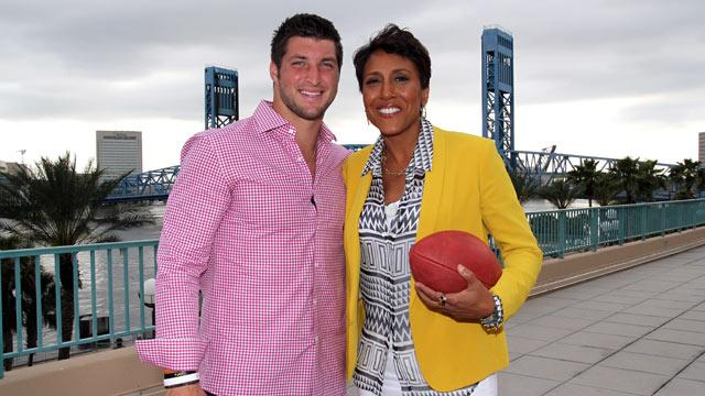 Tim Tebow Says Football Comes After Faith and Family