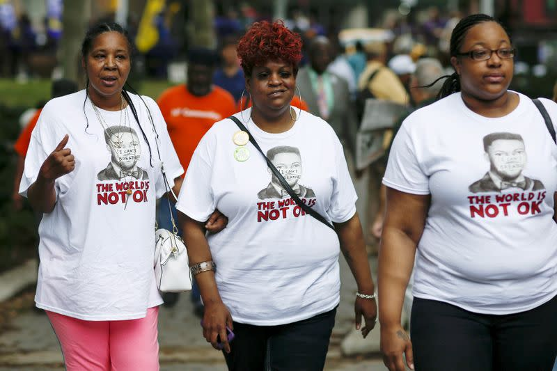 Movie gives Eric Garner's family the trial they never got