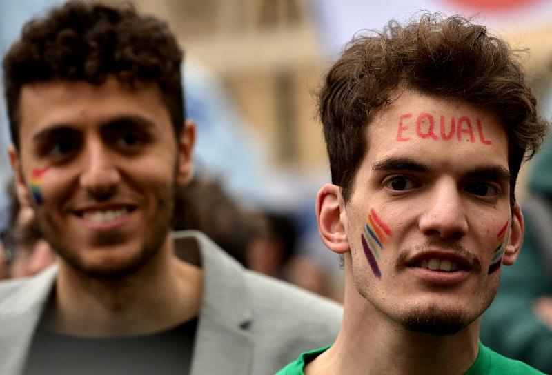 Italy's long-awaited legislation was hailed as a civil rights landmark but criticised as falling short of full equality for gay couples