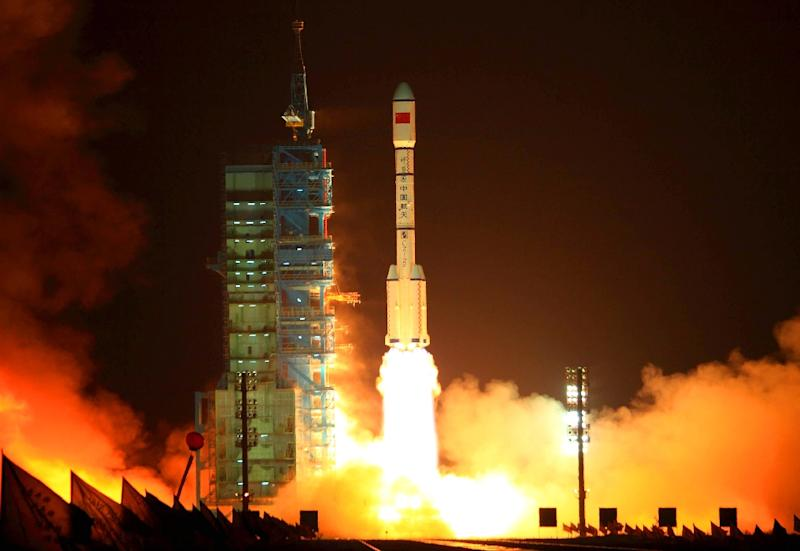 China is aiming to achieve space superpower status