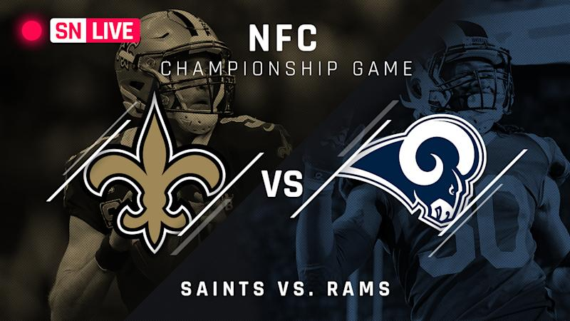 Rams Vs Saints Results Score Highlights From
