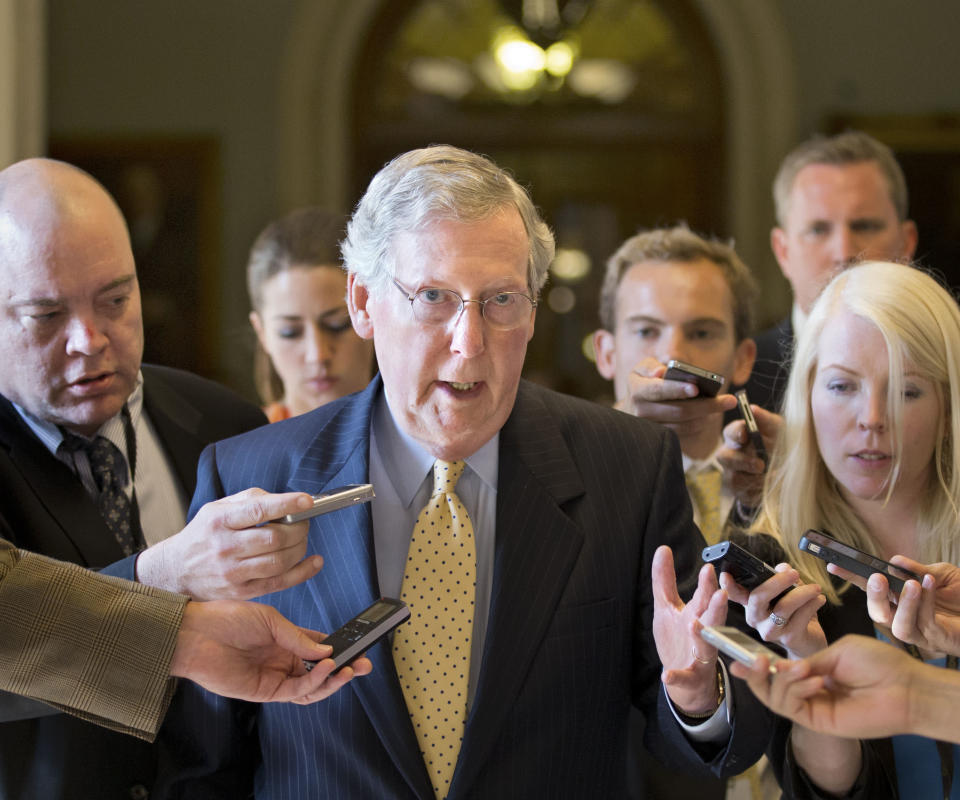 Sen. Reid says filibuster showdown may be averted