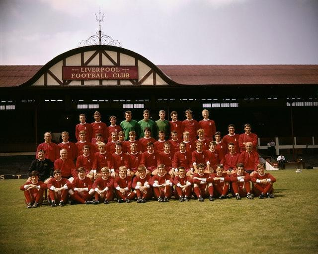 Soccer – League Division One – Liverpool FC Photocall