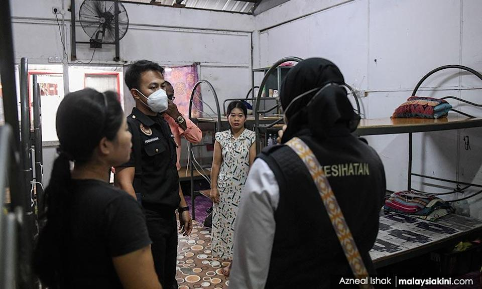Glove factory escapes shutdown with RM1,000 compound after raid
