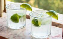 """<p><strong>Recipe: <a href=""""https://www.southernliving.com/recipes/ranch-water"""" rel=""""nofollow noopener"""" target=""""_blank"""" data-ylk=""""slk:Texas Ranch Water"""" class=""""link rapid-noclick-resp"""">Texas Ranch Water</a></strong></p> <p>Master this ultimate summer cool-down cocktail, and you're set for life. All you need is three ingredients, one of which is—you guessed it—Topo Chico. </p> <p>Tweak the classic recipe by muddling jalapeños as the bottom and adding a chile-lime rim, or by adding a splash of grapefruit juice to makeshift an easy, sparkling Paloma. </p>"""
