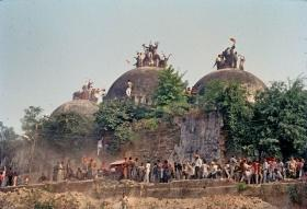 Ayodhya: No tension, only apprehension ahead of verdict