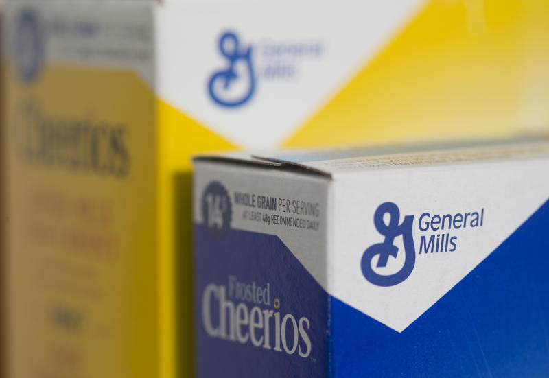 General Mills offsets sales decline with fewer promotions