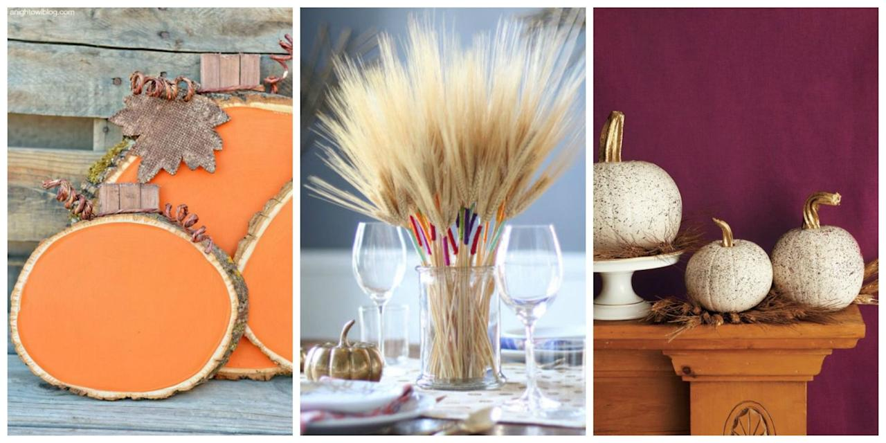 <p>Dress up your home for the season with these fun DIY projects and tutorials. </p>