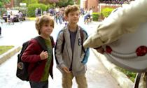 "<p>Jacob Tremblay ('The Room') plays August ""Auggie"" Pullman, a young boy born with a rare medical facial deformity, struggling to find his place in the world. Julia Roberts and Owen Wilson play Auggie's parents in this heartwarming tearjerker that promises to be the new 'Mask'. </p>"