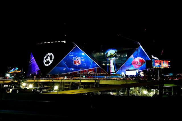 Super Bowl LIV on Fox will have fewer commercial breaks. (Getty Images)