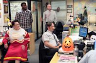 "<p>There was never a shortage of hilarious drama at Dunder Mifflin, especially when <a href=""https://www.goodhousekeeping.com/holidays/halloween-ideas/"" rel=""nofollow noopener"" target=""_blank"" data-ylk=""slk:Halloween"" class=""link rapid-noclick-resp"">Halloween</a> rolled around. Year after year, Michael Scott, Dwight Schrute, Pam Beesly, and the rest of <em><a href=""https://www.amazon.com/The-Office-Season-1/dp/B002KE3C6S/ref=sr_1_1_sspa?keywords=the+office&qid=1570560747&sr=8-1-spons&psc=1&spLa=ZW5jcnlwdGVkUXVhbGlmaWVyPUExWklSTVlDT1lLNVRBJmVuY3J5cHRlZElkPUEwNjg4NTc4MTFMUlBSSDBRRzFEOSZlbmNyeXB0ZWRBZElkPUEwMDA3OTkyMTZLNFFRWU1UNDJSSCZ3aWRnZXROYW1lPXNwX2F0ZiZhY3Rpb249Y2xpY2tSZWRpcmVjdCZkb05vdExvZ0NsaWNrPXRydWU%3D&tag=syn-yahoo-20&ascsubtag=%5Bartid%7C10055.g.29402433%5Bsrc%7Cyahoo-us"" rel=""nofollow noopener"" target=""_blank"" data-ylk=""slk:The Office"" class=""link rapid-noclick-resp"">The Office</a></em> crew went all out for the spooky holiday with their <a href=""https://www.goodhousekeeping.com/holidays/halloween-ideas/a28087701/the-office-cast-costume-ideas/"" rel=""nofollow noopener"" target=""_blank"" data-ylk=""slk:outrageous costumes"" class=""link rapid-noclick-resp"">outrageous costumes</a> and haunted warehouse parties. But while celebrating the end of October, something unexpected always seemed to happen at the Scranton branch — and, surprisingly, it didn't always involve Dwight. </p><p>Even though <em><a href=""https://www.amazon.com/The-Office-Season-1/dp/B002KE3C6S/ref=sr_1_1_sspa?keywords=the+office&qid=1570560747&sr=8-1-spons&psc=1&spLa=ZW5jcnlwdGVkUXVhbGlmaWVyPUExWklSTVlDT1lLNVRBJmVuY3J5cHRlZElkPUEwNjg4NTc4MTFMUlBSSDBRRzFEOSZlbmNyeXB0ZWRBZElkPUEwMDA3OTkyMTZLNFFRWU1UNDJSSCZ3aWRnZXROYW1lPXNwX2F0ZiZhY3Rpb249Y2xpY2tSZWRpcmVjdCZkb05vdExvZ0NsaWNrPXRydWU%3D&tag=syn-yahoo-20&ascsubtag=%5Bartid%7C10055.g.29402433%5Bsrc%7Cyahoo-us"" rel=""nofollow noopener"" target=""_blank"" data-ylk=""slk:The Office"" class=""link rapid-noclick-resp"">The Office</a></em> ended back in 2013, the NBC comedy's Halloween episodes are still worth re-watching throughout October. Of course, it's incredibly hard to pick favorites — like Michael, they're all hilarious in their own unique way. But to help you choose what to watch first, we've ranked every <em>Office</em> Halloween episode from best to worst. Scroll through our list, and between bingeing <a href=""https://www.goodhousekeeping.com/life/entertainment/g28067867/best-horror-movies-on-netflix/"" rel=""nofollow noopener"" target=""_blank"" data-ylk=""slk:iconic horror movies"" class=""link rapid-noclick-resp"">iconic horror movies</a>, make sure to revisit your favorite paper-company employees this Halloween.</p>"