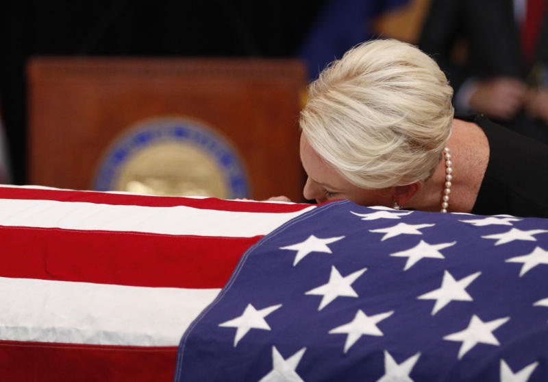 Cindy McCain (Pool / Getty Images)