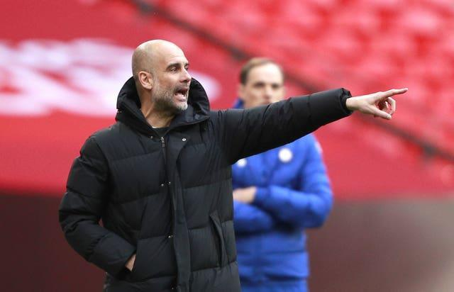 Guardiola was offended by suggestions he did not take the FA Cup seriously
