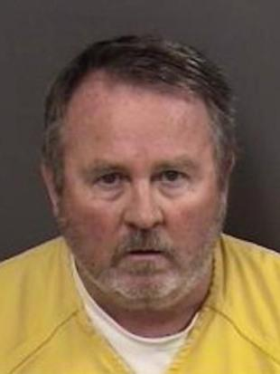 Tennis coach Randy Majors, 58, was arrested on eight counts of sexual exploitation -- mugshot