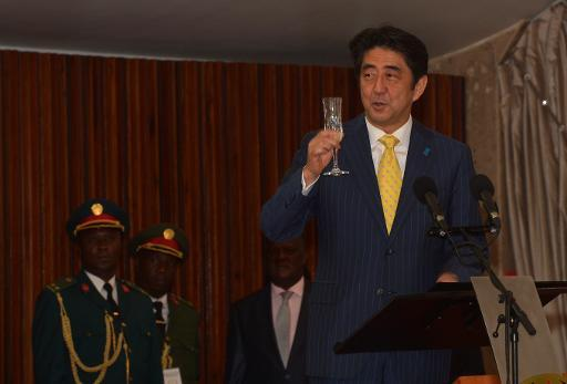 Japan PM eyes Mozambique energy sector