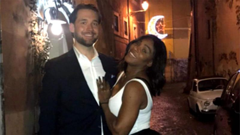 Serena Williams' Wedding Photos Are Here -- See Her Beautiful Gown!