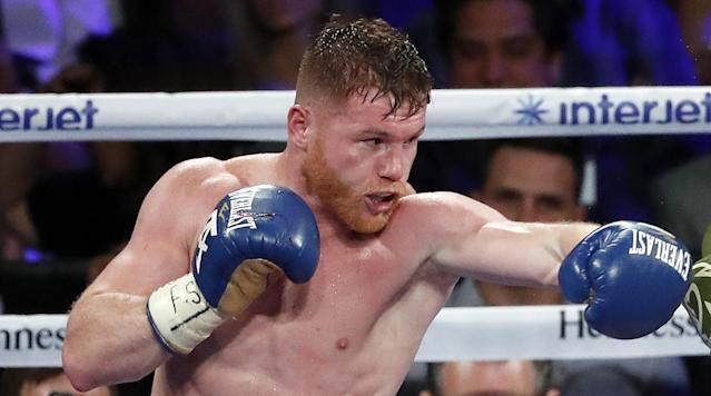"<p>SAN DIEGO – A day in camp with Canelo Alvarez starts just before dawn, in a gravel parking lot about 25 miles north of downtown here. It's 5:20 a.m. on July 31, roughly six weeks before Alvarez meets undefeated middleweight champion Gennady ""GGG"" Golovkin in Las Vegas.</p><p>A gray van filled with production types from Golden Boy Promotions idles in the parking lot, waiting for Alvarez to begin his morning run. One fiddles with the remote for a camera drone.</p><p><em>5:48 a.m.</em>: A cameraman scrambles out of the van and into the street. A black Escalade drives by, slowly, with its hazard lights on. Then Alvarez jogs past, moving already at a brisk pace.</p><p>None of the commuters that whiz by seem to notice what they're witnessing. They don't know they're seeing one of the best boxers in the world and one of the most popular athletes in Mexico train for the most important fight of his life. All they know is he's slowing their drive to work. A car honks. Another car honks. A third car honks. Alvarez just continues jogging, while the crew from Golden Boy zigs and zags through traffic, stopping to film him where they can, controlling the drone that buzzes overhead.</p><p>Alvarez zooms past apple orchards, lime groves and dozens of ranches with ""no trespassing"" signs. He doesn't look even a little tired.</p><p><em>6:39 a.m.</em>: His run is over. He heads back inside his rental house, to rest and eat.</p><p>The last time the public saw Alvarez it was inside a boxing ring, at the T-Mobile Arena in Las Vegas, after his dominant victory over Julio Cesar Chavez Jr. in a bout that wasn't supposed to be competitive and lived down to its advanced billing. That's when Alvarez summoned Golovkin into the ring and told Golovkin they would fight next. When it became clear that the best fight that could be made in boxing had in fact finally been made after two years of challenges lobbed back and forth, the tension in the ring rose, to a higher level than it had reached during the actual fight.</p><p>For years, Alvarez has been described as the next great Mexican boxing champion. But his resume, while impressive—with victories over Shane Mosley, Erislandy Lara, James Kirkland, Miguel Cotto and Amir Khan; and only one loss, against Floyd Mayweather Jr. in 2013—lacks the career-defining triumph a win over Golovkin would provide. He's also only 27 years old. Beat Golovkin, and Alvarez could reign over boxing for the next 10 years. Not that Alvarez would say any of this. He's as reserved as Mayweather is flamboyant. He says nothing as he enters the house, nodding to the occupants inside.</p><p><em>12 p.m.</em>: The gym where Alvarez trains is located north of San Diego. It's tucked into the back of an office park, near a coffee shop and various corporate office spaces. The glass on the front door is tinted. The gym could double as a Game of Thrones setting. It has no name.</p><p>With the Golovkin fight six weeks away, Alvarez has a busy schedule on this Monday. He's giving what he says is his final pre-fight sit-down interview to Sports Illustrated. He's also partaking in a photo shoot for Hennessy. He also has to train.</p><p>Boxes of Henny are stacked in the back of the gym, which strikes visitors as a newer facility—the rare boxing training center that doesn't smell too bad. Posters of Alvarez inflicting damage on his opponents hang from the wall. Pictures that say <em>critique my record if you want to, I'm still 49-1-1 with 34 knockouts</em>; <em>feel free to try your luck inside the ring</em>.</p><p>One of his trainers, Eddy Reynoso, stands between heavy bags near the gym's entrance. He says Alvarez is a different fighter than the one Mayweather made look slow in 2013. He says Alvarez learned from that experience, as evidenced by four knockouts in the seven bouts since. ""Don't forget this will be his 14th year as a professional,"" Reynoso says in Spanish, to an interpreter. ""He has a long period of fighting. With great quality.""</p><p><em>1:21 p.m.</em>: Alvarez's marketing team reviews the photo shoot with the Hennessy folks. Everyone is surrounded by Alvarez's logo, an interlocked C and A. Eddy's father, fellow trainer Jose (Chepo) Reynoso, stands on the ring apron. Alvarez has yet to arrive but still dominates the conversation.</p><p>Chepo details his writing process. That's no typo. While in camp, when not training Alvarez to punish other boxers, he writes songs, mostly ballads, that he'll sing to pass the time. He says he has written more than 50 total melodies, including two about Alvarez the boxer. One is titled ""Canelo's Story""; the other is ""The New Kings."" (This is where a writer would place a sample lyric, but none could be found online.)</p><p>""Boxing needs a fight like this,"" Chepo is saying. He means boxing needs a fight with two elite actual boxers, not one like Mayweather against UFC star Conor McGregor, which would take place on Aug. 26 in the same arena as Canelo-GGG. Their bout promises all the action, along with blood and perhaps even a knockout, with none of the spectacle that trailed Mayweather-McGregor like a really profitable cloud. ""This fight will bring credibility back to the sport,"" Chepo says.</p><p>He continues, ""This is a new era, and not just a new era, but Canelo's era.""</p><p><em>2:25 p.m.</em>: Alvarez arrives in a black Mercedes G-Wagon that he parks right in front of the gym's door. What champion must bother with a parking space? Chepo vacates the ring apron and Alvarez sits down, grabbing hold of a gold sharpie in his right hand. He will use it to sign bottle after bottle of cognac.</p><p>Photographers scuttle around, lights flashing, as Alvarez answers questions. He says his bout with Golovkin is ""the fight that boxing needs"" and a ""fight that will bring boxing back to where it belongs."" He says he used to watch Sugar Ray Leonard highlights that had been burned onto a CD given to him by his trainers. He thinks he fights like Leonard fought—smartly, moving forward but looking more so to counter-punch. He says his fight with Golovkin will recall Leonard's welterweight bouts with Marvin Hagler and Roberto Duran. Classics.</p><p>Alvarez says he plans to fight until age 35, at least. If that happens, he'll have spent more than 20 years inside of boxing rings, training for fights, whittling the evening hours away listening to Chepo sing. ""We're going to see how my body feels,"" he says.</p><p><em>2:45 p.m.</em>: The gym falls silent as Nas walks in. Yes, <em>that </em>Nas, the hip-hop legend. He leans back on the ropes while Chepo wraps Alvarez's hands.</p><p>""Legends,"" someone says from near the heavy bags.</p><p>?Nas wears black shorts and white Jordans. A gold chain hangs around his neck. Someone hands him a cup of cognac, and he sips from the plastic cup like a practiced pro. One of the Hennessy employees tells the boxer's entourage not to touch the bottle the rapper is drinking from. ""That's for Nas only,"" the employee says, more sternly than necessary.</p><p>Someone asks Nas if he's into boxing. He notes that he saw Mayweather top Alvarez four years ago, in Las Vegas, on his 40th birthday. (Side note: Nas is 40! <em>He's actually 43</em>. That'll make anyone feel old.)</p><p>Music begins to play over the gym's speakers. It's If I Ruled The World, a Nas hit. One of the people Nas arrived with asks that the music be changed to jazz. The boxing people throw on Miles Davis. The music lightens the mood, as Nas sips cognac and Alvarez jumps rope in the ring and everyone else takes pictures.</p><p>""Smart fighter,"" Nas says, when asked directly about Alvarez. ""Fast. Effective. He's one of the greats.""</p><p>And what will his fight with Golovkin do for boxing? ""Boxing's back,"" Nas says. ""And this just proves it. Everyone is excited for this fight. It's the talk of the town. So it's big for the sport.""</p><p><em>3:45 p.m.</em>: The Nas contingent leaves out the glass doors with tinted windows. Alvarez resumes training, dancing to salsa music to sharpen his footwork, weaving around and under various ropes set up inside the ring. Sometimes, the younger Reynoso hits him with rubber sticks as he moves. It's like they're trying to simulate a fighter with Golovkin's reach.</p><p>Alvarez follows that with heavy punches thrown toward a pad held by the younger Reynoso. He grunts louder with each subsequent punch, throwing up to 20 in a row. <em>Ugh. Ugh! UGH! UGH-UGH!</em></p><p>Chepo begins to dance, throwing in some pelvic thrusts for both no reason and good measure. Alvarez turns around and joins him. Golovkin may be favored and Alvarez may be expected to lose. But on this day, he looks ready for the thunder puncher, has a new fan in Nas and has angered only a few morning commuters who didn't know they missed history in action. </p><p><a href=""https://www.si.com/boxing/2017/09/12/saul-canelo--gennady-golovkin-ggg-nas-chepo"" rel=""nofollow noopener"" target=""_blank"" data-ylk=""slk:Read in Spanish"" class=""link rapid-noclick-resp"">Read in Spanish</a></p>"
