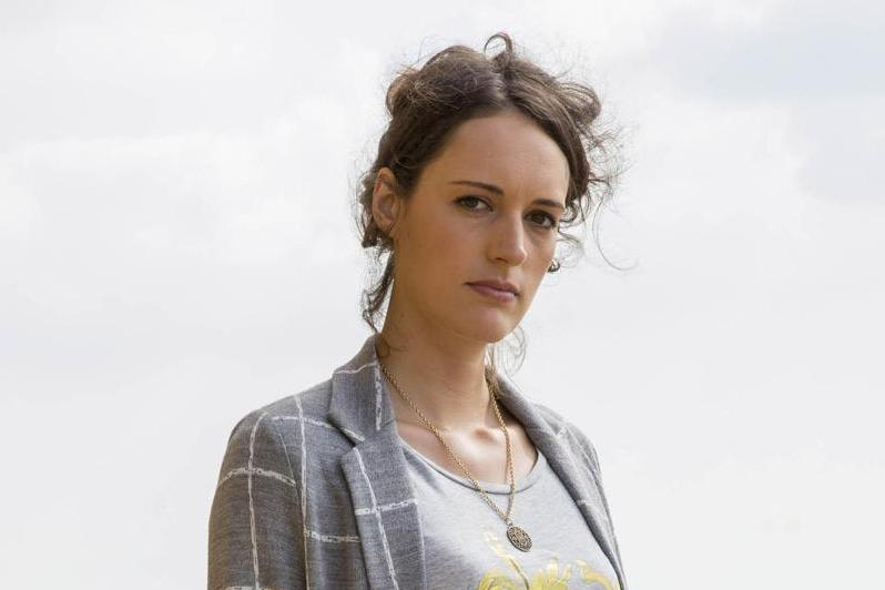 Favourite: Fleabag's Phoebe Waller-Bridge could be set for Dr Who role: ITV