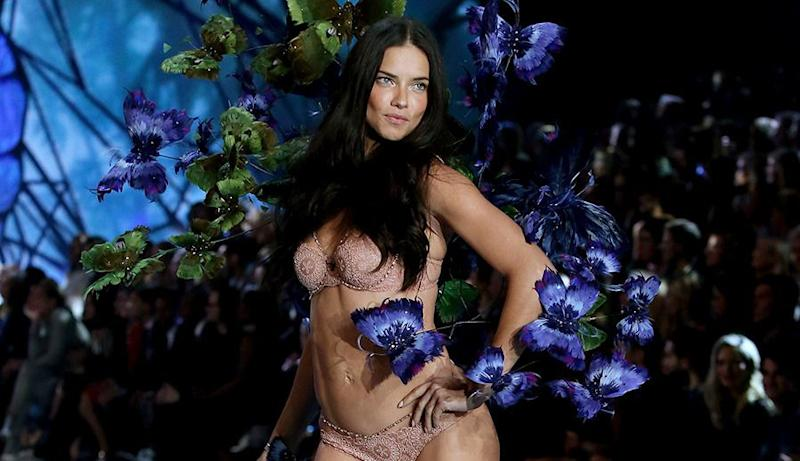 Adriana Lima. Photo: Getty Images.