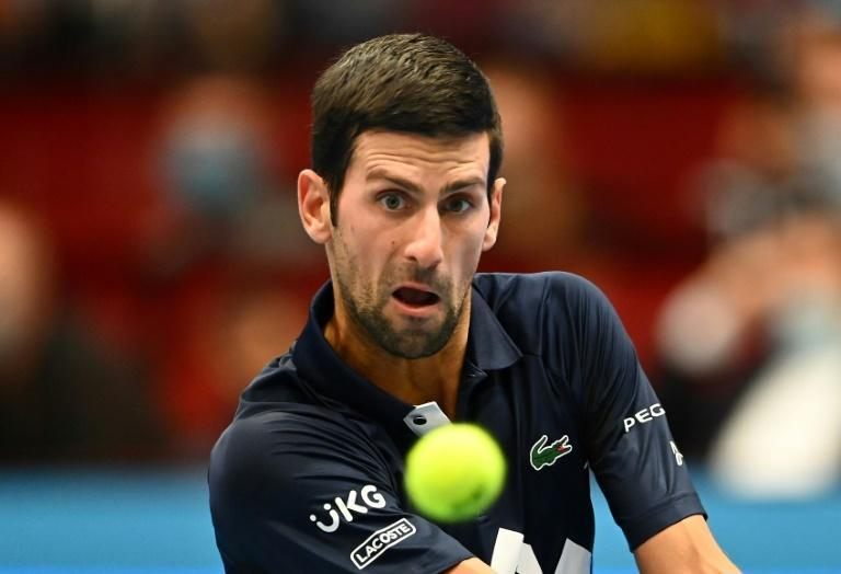Novak Djokovic needs one win to ensure he finishes the year as world number one for the sixth time
