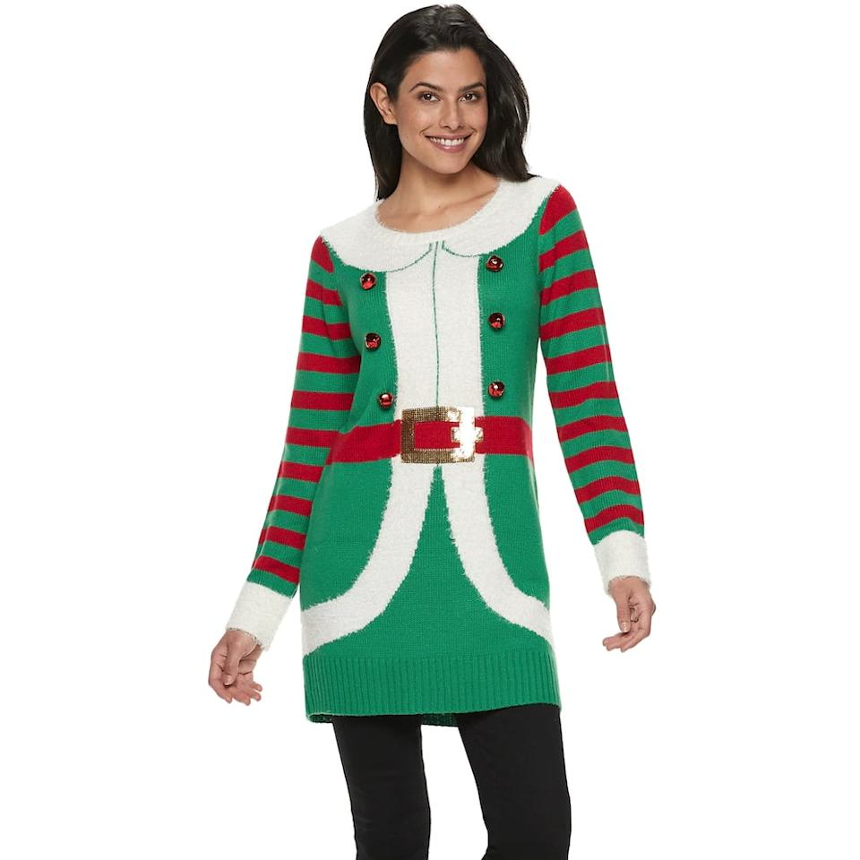 25 Seriously Funny Holiday Sweaters That Will Make You Burst Into