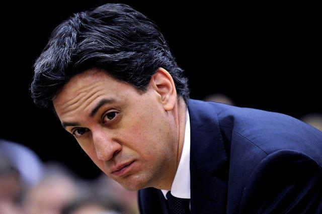 Ed Miliband interview