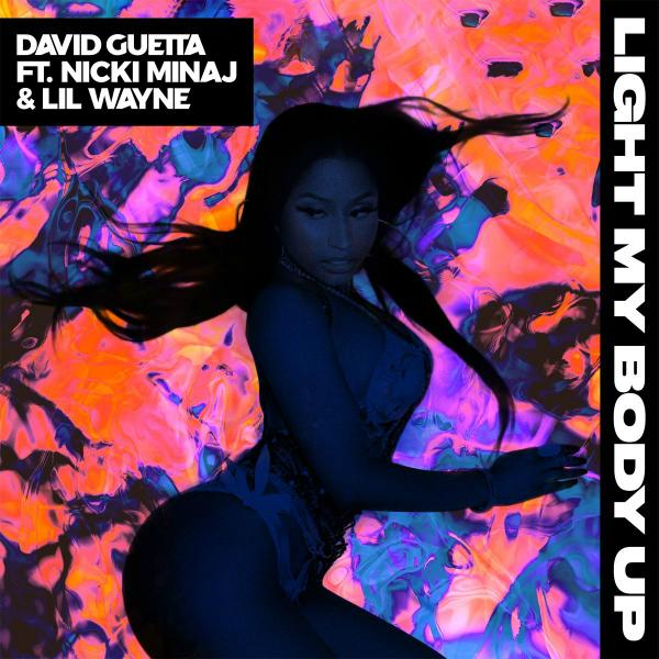 "It Sounds Like Nicki Minaj Took Shots at Remy Ma on David Guetta's ""Light My Body Up"""