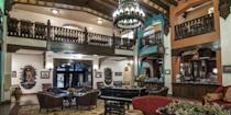 """<p>The <a href=""""https://www.tripadvisor.com/Hotel_Review-g54774-d114744-Reviews-Hotel_Alex_Johnson_Rapid_City_Curio_Collection_by_Hilton-Rapid_City_South_Dakota.html"""" rel=""""nofollow noopener"""" target=""""_blank"""" data-ylk=""""slk:Hotel Alex Johnson"""" class=""""link rapid-noclick-resp"""">Hotel Alex Johnson</a>, which opened in <a href=""""https://www.bestproducts.com/fun-things-to-do/g3296/romantic-weekend-getaways/"""" rel=""""nofollow noopener"""" target=""""_blank"""" data-ylk=""""slk:Rapid City"""" class=""""link rapid-noclick-resp"""">Rapid City</a> in 1928 by railroad tycoon Alex C. Johnson, is a classic hotel in South Dakota. It's also said to be haunted by the Lady in White, a young bride who committed suicide by jumping out of the window in room 812, if you're into a <a href=""""https://www.bestproducts.com/fun-things-to-do/g2748/most-haunted-hotels-in-america/?slide=7"""" rel=""""nofollow noopener"""" target=""""_blank"""" data-ylk=""""slk:more supernatural stay"""" class=""""link rapid-noclick-resp"""">more supernatural stay</a>.</p>"""