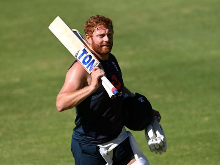 Jonny Bairstow will bat at number three for EnglandGetty Images