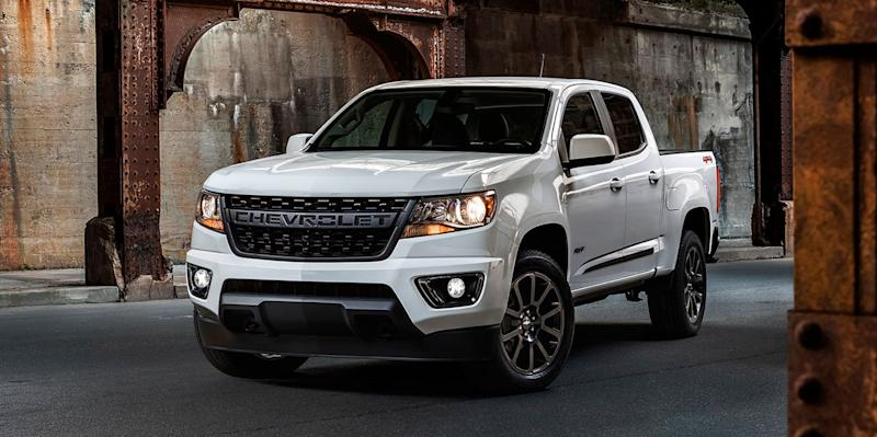 Photo credit: Chevrolet - Car and Driver