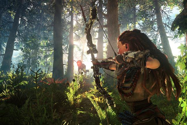 best ps games horizon zero dawn beginners guide