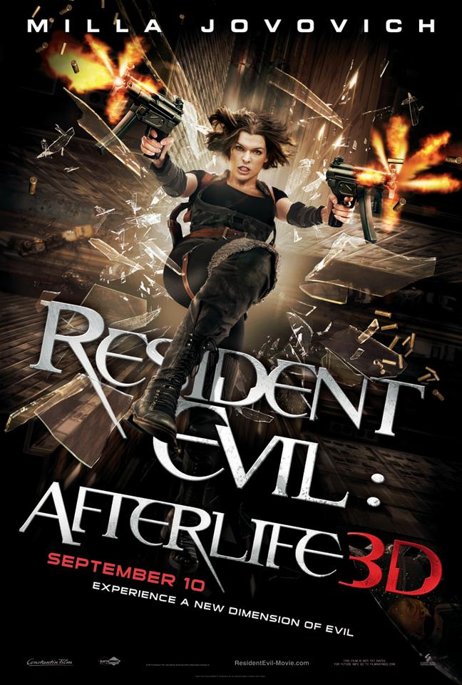 "The Worst:  <a href=""http://movies.yahoo.com/movie/1810121187/info"">RESIDENT EVIL: AFTERLIFE</a>    This poster really wants you to know that THIS MOVIE IS IN 3D!"