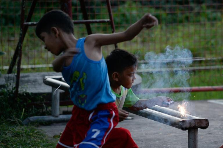 DOH declares 68% decrease in fireworks-related injuries
