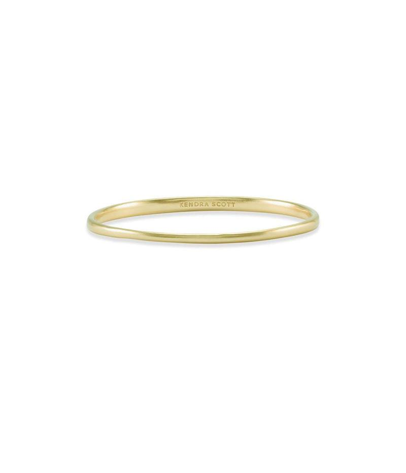 Kendra Scott Graduated Bangle Bracelet in Gold (Photo: Kendra Scott)