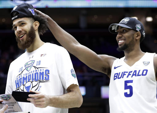 Raging Bulls: Buffalo wins fourth MAC title in 5 years