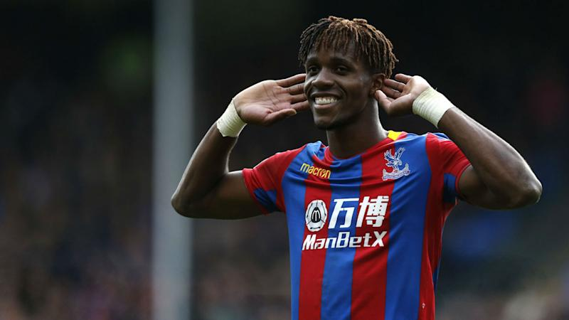 Liverpool reportedly join race for Tottenham target Wilfried Zaha
