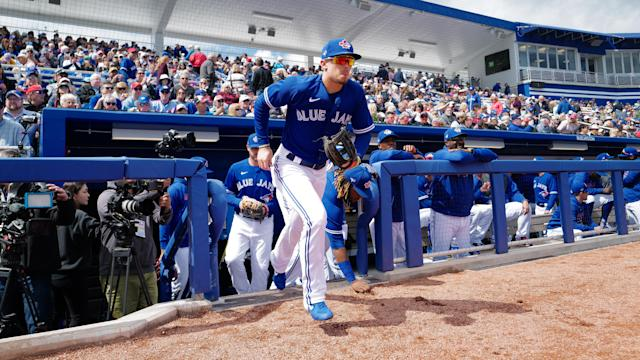 COVID-19 has produced plenty of unknowns about the MLB season. Answers to these questions will go a long way to shaping the future of the Blue Jays. (Mark Brown/Getty Images)