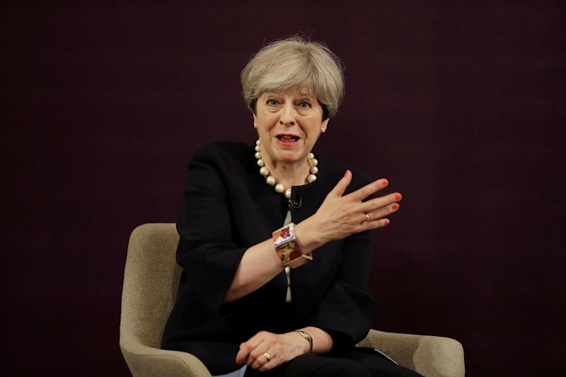 <strong>Prime Minister Theresa May faces a fresh challenge over the Irish border</strong> (POOL New / Reuters)