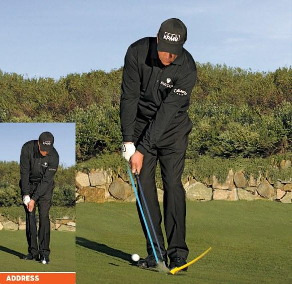 phil mickelson how to hit 3 wood
