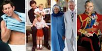 """<p>Prince Charles, the Prince of Wales, has lead an extraordinary life as a royal. We've watched the 69-year-old <a rel=""""nofollow noopener"""" href=""""https://www.harpersbazaar.com/celebrity/latest/a24594447/when-prince-charles-becomes-king-camilla-queen-consort/"""" target=""""_blank"""" data-ylk=""""slk:heir to the throne"""" class=""""link rapid-noclick-resp"""">heir to the throne</a>'s journey from his childhood years to career milestones, marriages, and many travels around the world. Charles has served in the Royal Air Force and Royal Navy, holds great interest in architecture, and carries out hundreds of engagements each year. Aside from his royal duties, the eldest child of Queen Elizabeth II is also known as a family man-most notably as husband to Camilla, father to Prince William and Prince Harry, a grandfather to Prince George, Princess Charlotte, Prince Louis, and <a rel=""""nofollow noopener"""" href=""""https://www.harpersbazaar.com/celebrity/latest/g23781055/meghan-markle-pregnancy-announcement-royal-family-compared/"""" target=""""_blank"""" data-ylk=""""slk:another one on the way"""" class=""""link rapid-noclick-resp"""">another one on the way</a>! Click through as we take a look back at some of his most memorable and important life moments in photos. </p>"""
