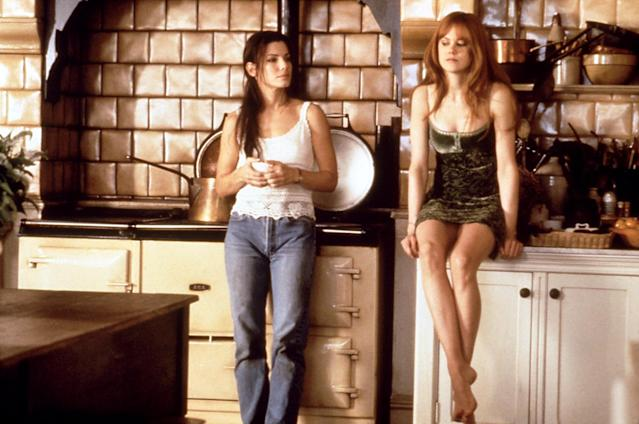 Sandra Bullock and Nicole Kidman in <i>Practical Magic</i>. (Warner Bros./courtesy Everett Collection)