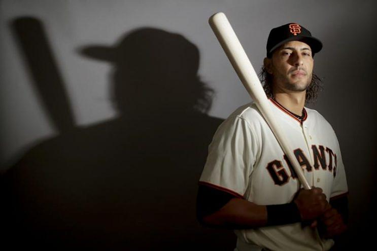 A concussion suffered during the Nationals-Giants Memorial Day brawl may spell the end of Michael Morse's career. (AP)