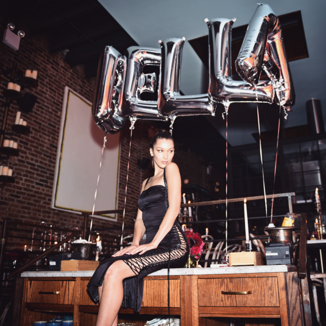"<p>The model shined just as bright as those birthday balloons, as she turned the big 2-1 on Monday.(Photo: <a href=""https://www.instagram.com/p/BaFHvBenTIM/?taken-by=bellahadid"" rel=""nofollow noopener"" target=""_blank"" data-ylk=""slk:Bella Hadid via Instagram"" class=""link rapid-noclick-resp"">Bella Hadid via Instagram</a>) </p>"