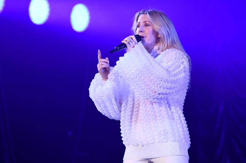 Ellie Goulding: Getty Images