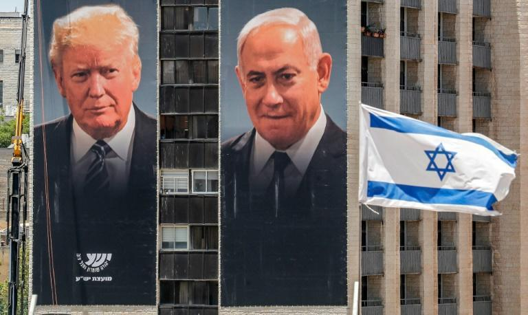 Trump recognised Jerusalem as Israel's capital, blessed settlements in the occupied Palestinian territories and doled out US incentives for Arab nations to normalise ties with the Jewish state