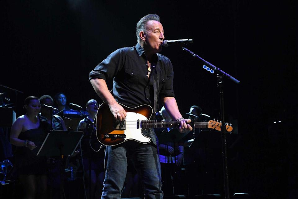 "<p><strong>Bruce Springsteen </strong></p><p>The Boss, aka Bruce Springsteen, is a native of the Jersey Shore. He released music from the 1970s before critical acclaim and fame for the release of <em>Born to Run</em> in 1975. Fun fact: Courteney Cox was in his ""Dancing in the Dark"" music video, which you should remember for the next <em>Friends</em>-themed bar trivia.</p>"