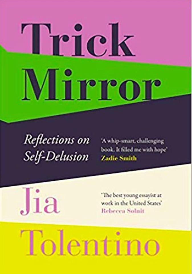 """<p><a class=""""body-btn-link"""" href=""""https://www.amazon.co.uk/Trick-Mirror-Jia-Tolentino/dp/0008294925/ref=sr_1_1?keywords=Trick+Mirror+by+Jia+Tolentino&qid=1563448365&s=gateway&sr=8-1&tag=hearstuk-yahoo-21&ascsubtag=%5Bartid%7C1919.g.15922606%5Bsrc%7Cyahoo-uk"""" target=""""_blank"""">SHOP NOW</a> Amazon</p><p>A collection of nine essays written with wit and fearlessness, <em>Trick Mirror </em>looks at what is at the heart of contemporary culture and our identity, as well as reflecting on the conclusions Jia has drawn about herself. """"Enlightening and unforgettable"""", according to the book's blurb.</p>"""
